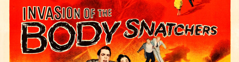 OCT31 - 10 - Invasion of the Body Snatchers (1956)
