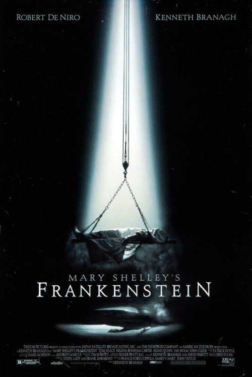 OCT31 - 9 - Mary Shelley's Frankenstein (1994)