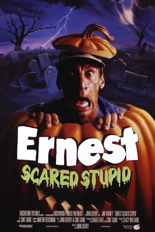 OCT31 - 7 - Ernest Scared Stupid (1991)