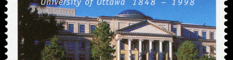 University of Ottawa 1848-1998