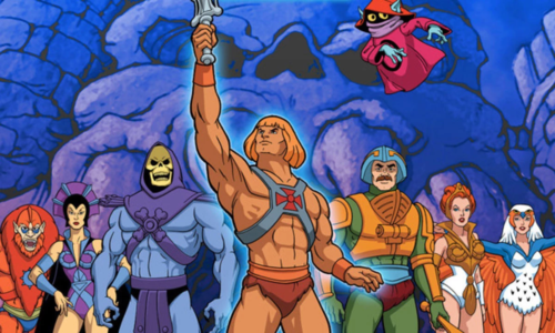 He-Man and the Masters of the Universe (1983), S1E1